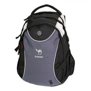 Tramp рюкзак Hike (25 л, черно-серый)